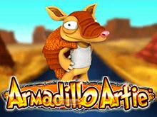 Автомат Armadillo Artie от Novomatic в казино Вулкан Ставка