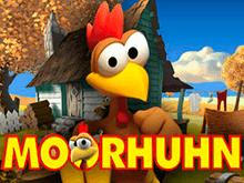 Игровой слот Moorhuhn от Novomatic в популярном онлайн клубе
