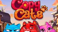 Copy Cats – игровой автомат со стекированными символами и фриспинами
